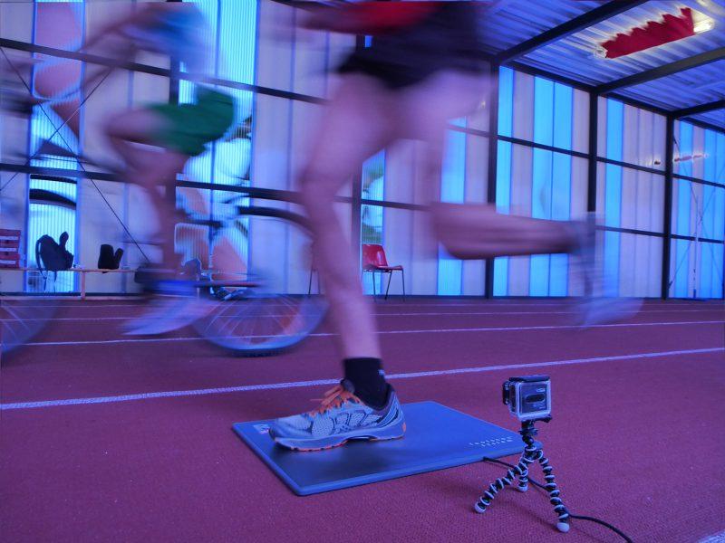 Pruebas de biomecánica para running